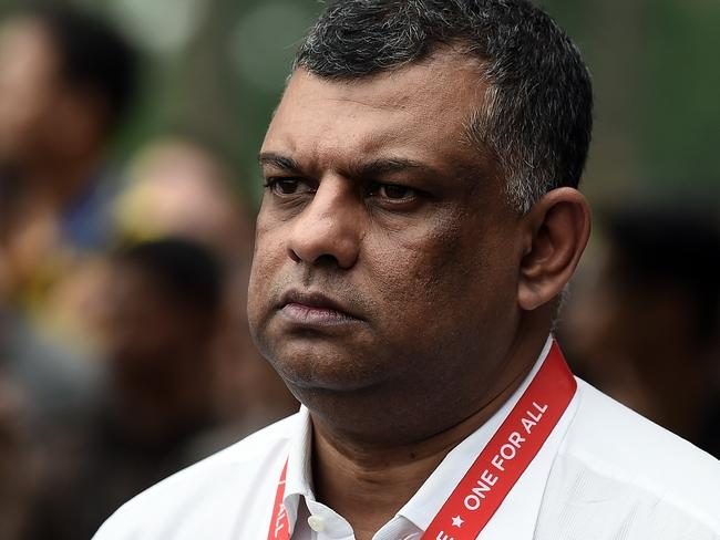 AirAsia Group chief executive officer Tony Fernandes has won plaudits on social media for responding quickly to the current crisis.