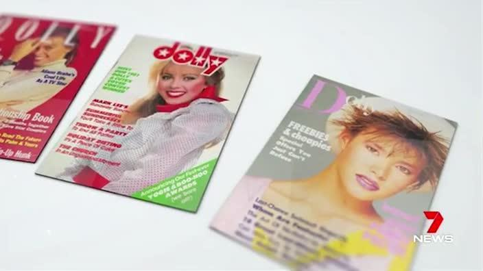 Dolly magazine's print edition axed after 46 years (7 News)