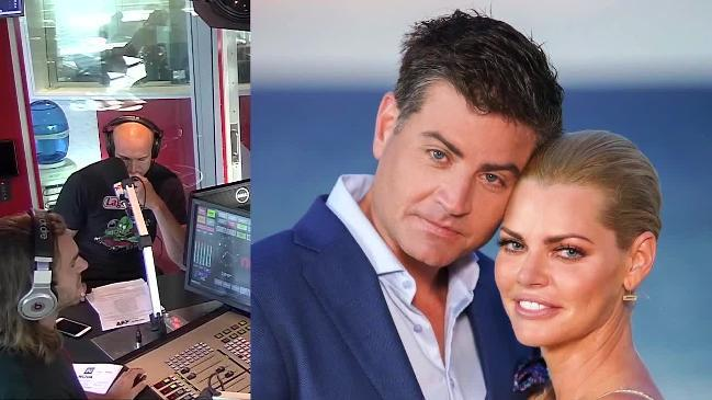 Stu Laundy reveals he found out about the breakup over Instagram