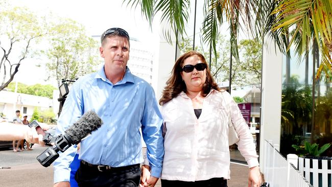 katherine travel agent tennille foley to serve three months' home detention, repay more than $40,000