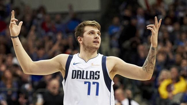 ec5aae29116 NBA Wrap  Luka Doncic s huge fourth quarter  LeBron James supreme  generosity  Tanking talk starts early