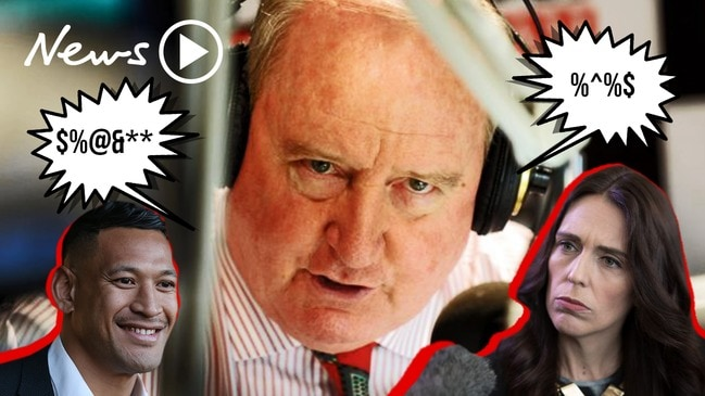Alan Jones' most controversial comments