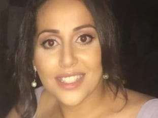 Lydia Abdelmalek, 29, has been found guilty of six counts of stalking and is accused of assuming various aliases, including that of Home And Away actor Lincoln Lewis. Picture: Facebook