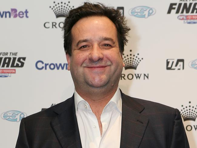Mick Molloy certainly got a laugh.
