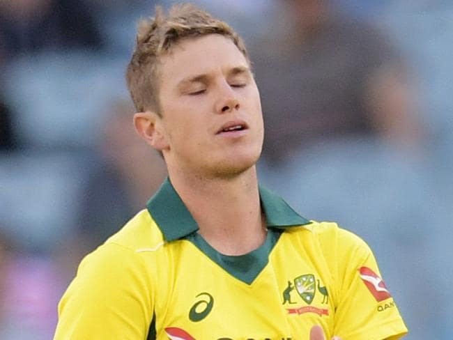 Adam Zampa has struggled to nail down a consistent spot in the ODI team.