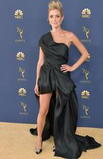 Kristin Cavallari attends the 70th Emmy Awards at Microsoft Theater on September 17, 2018 in Los Angeles, California. Neilson Barnard/Getty Images/AFP