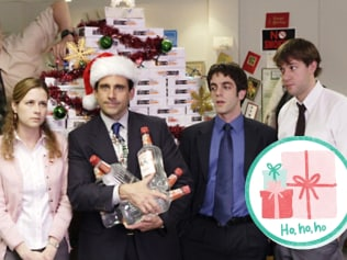 We are all Pam on KK day. Photo: 'The Office'