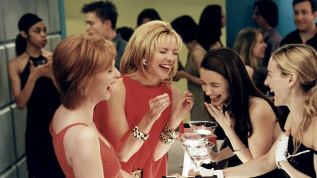 Does money need the SATC treatment? Photo: Sex And The City