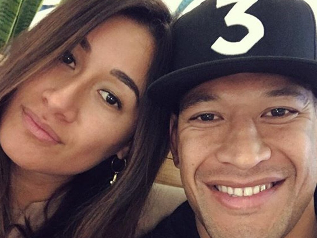 Netball great Liz Ellis has clarified her comments on Maria Folau. Picture: Instagram.