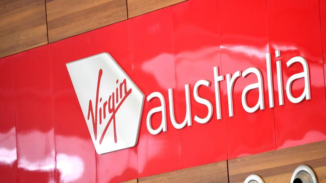 Mr Scurrah says Virgin is not trying to 'become Qantas' and his its own personality. Picture: AAP Image/David Mariuz