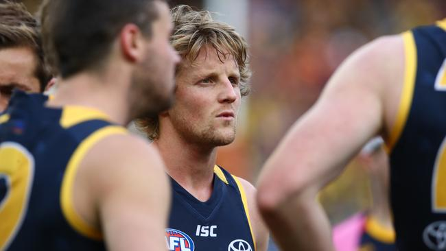 Adelaide's Rory Sloane. Picture: Sarah Reed