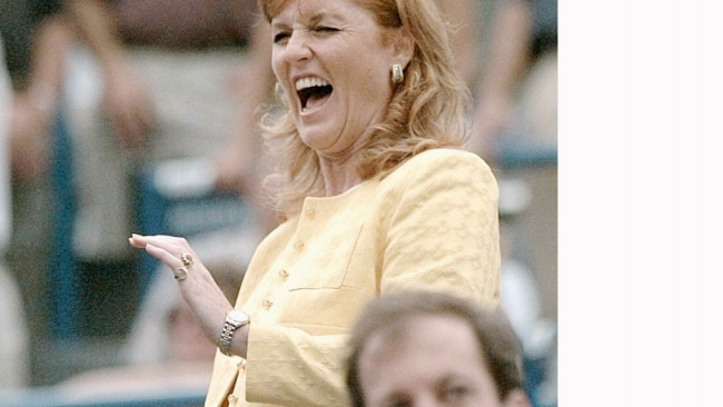 Fergie The Duchess of York. Photo: AP Photo/Kathy/Willens