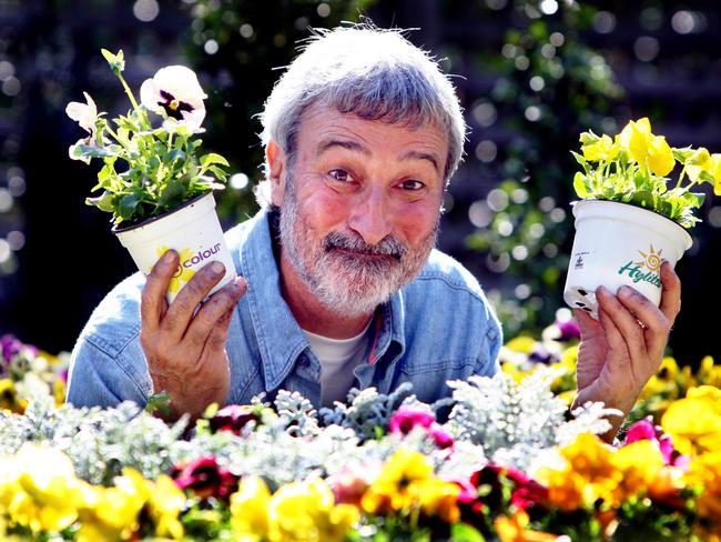 Don Burke hosted Burke's Backyard for 18 years.