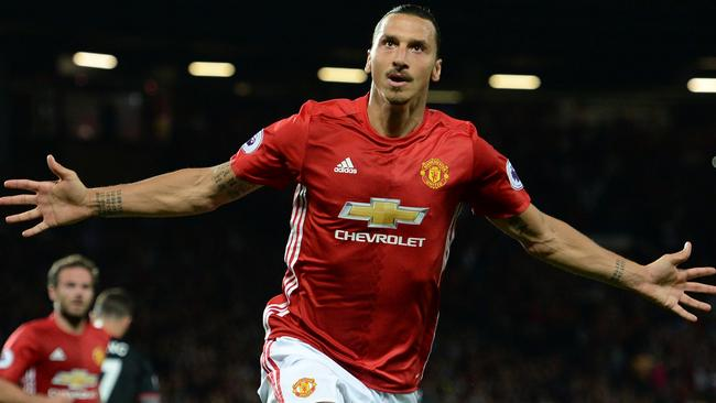 Zlatan Ibrahimovic has brought the swagger back to United.