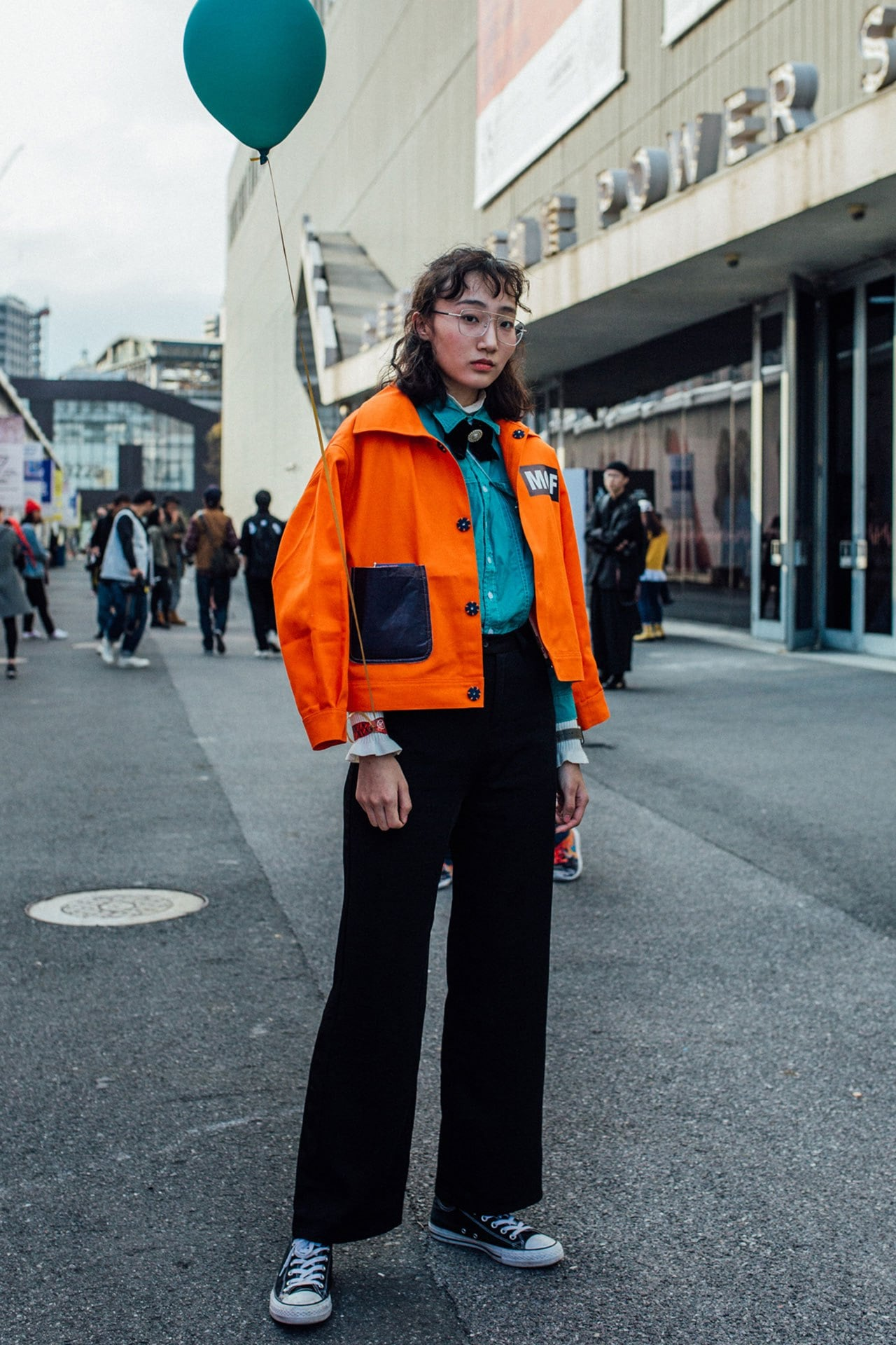 The best street style from Shanghai Fashion Week spring/summer 2019