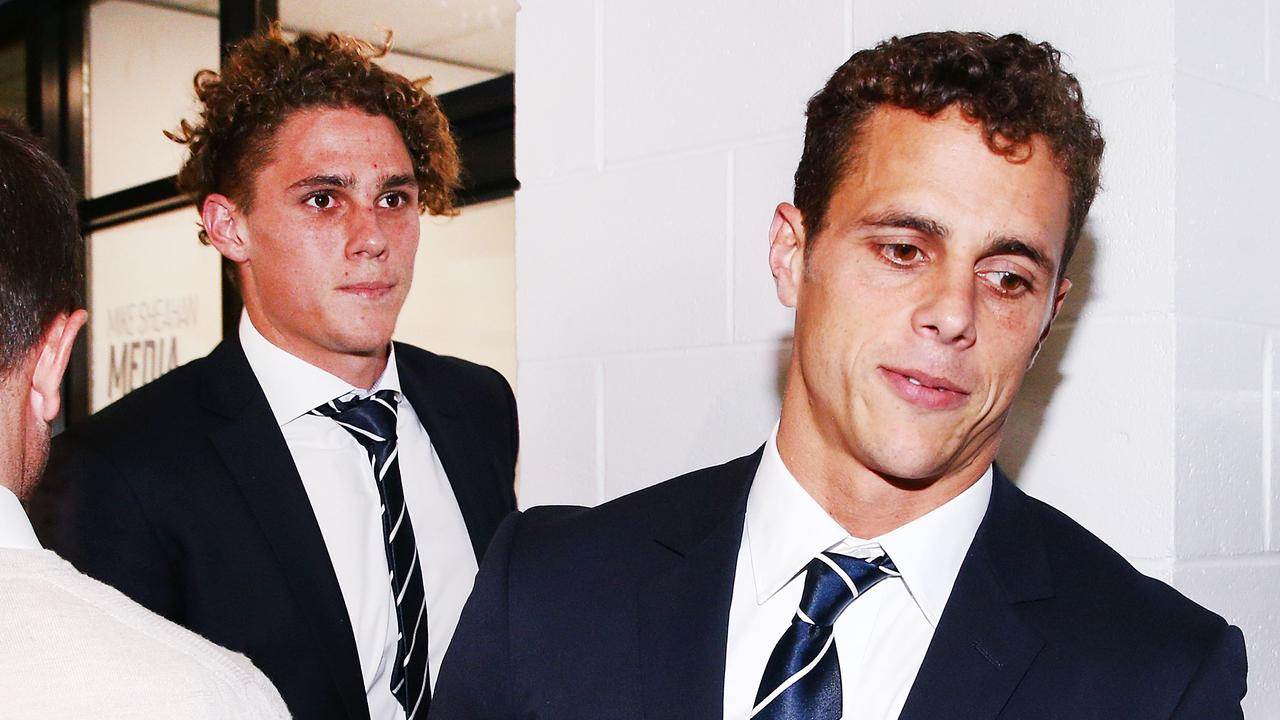 Charlie Curnow is free to play this week, but Ed Curnow is not. (Photo by Michael Dodge/Getty Images)