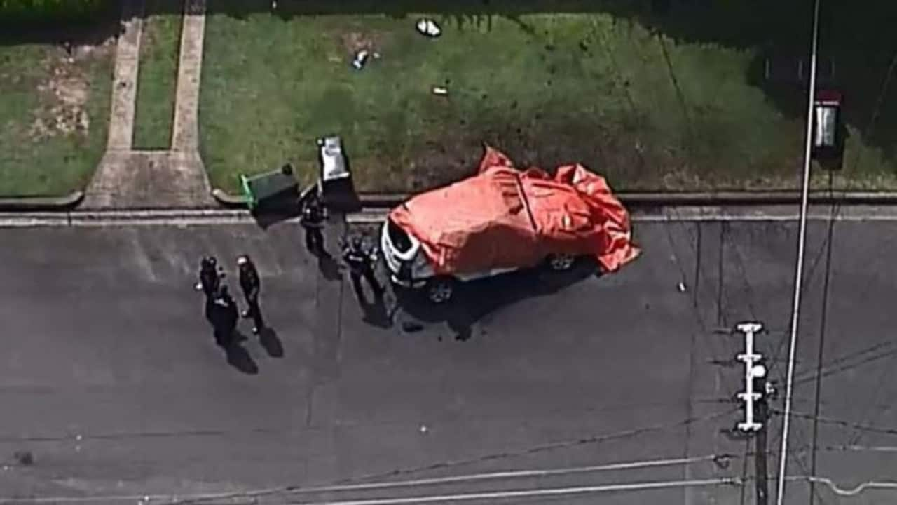 Multiple people, including children, have been confirmed dead. Picture: Nine News/Channel 9