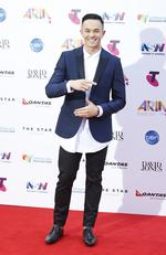 2015 ARIA AWARDS at The Star. Cyrus Villanueva. Picture: Dylan Robinson