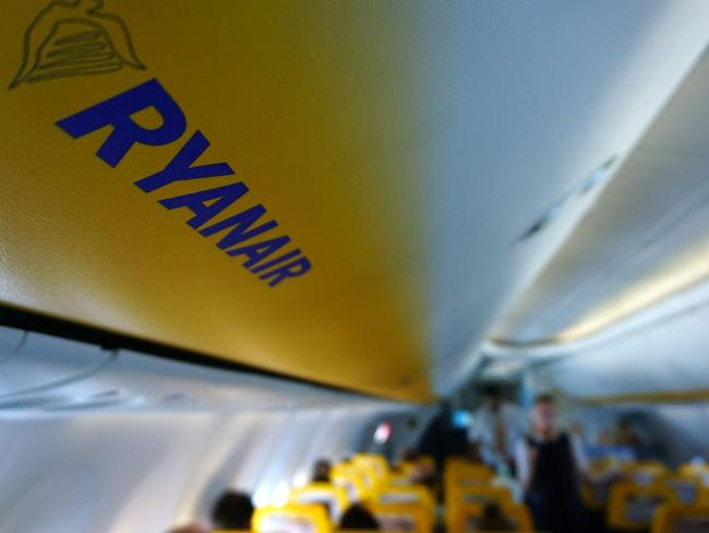 Ryanair is one of the airlines making a motza from extra charges. Picture: Emmanuel Dunand/AFP