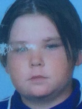 A 13-year-old missing boy. Picture: QPS