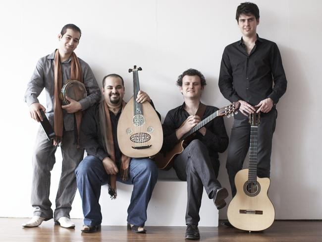 Tawadros and Grigoryan brothers band together for Barossa, Baroque & Beyond festival