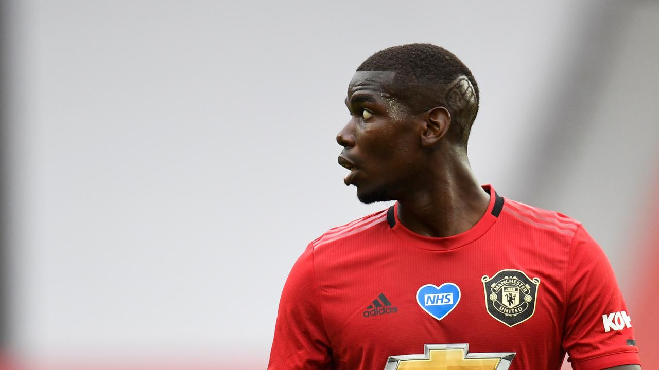 Paul Pogba is close to signing a new long-term deal with Manchester United