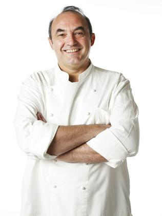 Stefano Manfredi is famous for Italo-Australian cooking.