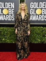 BEVERLY HILLS, CALIFORNIA - JANUARY 05: Laura Dern attends the 77th Annual Golden Globe Awards at The Beverly Hilton Hotel on January 05, 2020 in Beverly Hills, California. (Photo by Frazer Harrison/Getty Images)