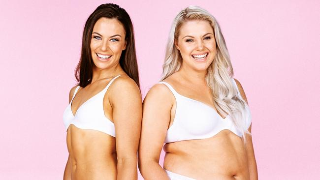 How we've grown: Average Aussie women two dress sizes bigger