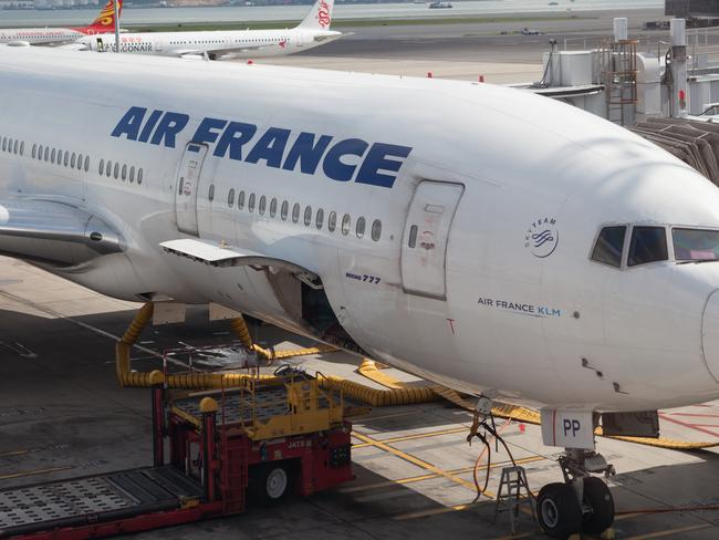 An Air France flight attendant was arrested for stealing from business class passengers mid-air in 2010.
