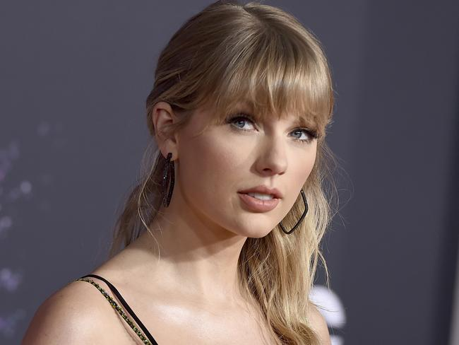 Taylor Swift: A victim of manipulation. Picture: Jordan Strauss/Invision/AP, File