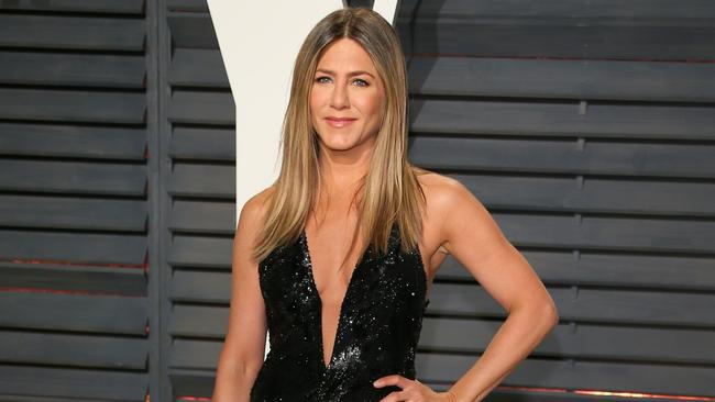 Aniston rejected a role on Saturday Night Live. Picture: Jean-Baptiste Lacroix/AFP