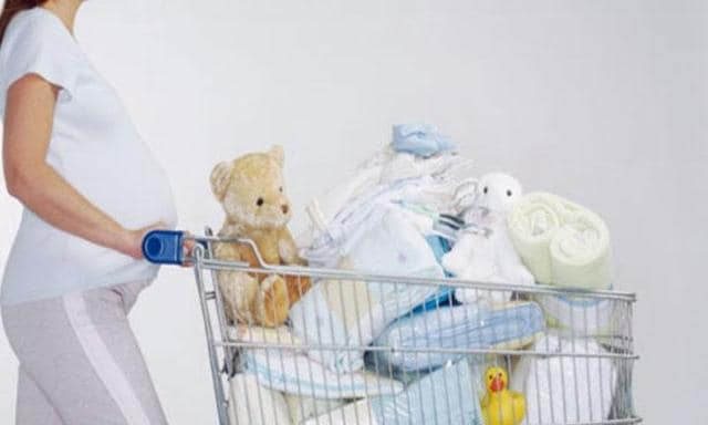 What you need to buy for your baby