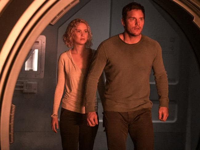 If you've seen the trailer for Passengers, you may not know what you're getting yourself in for.