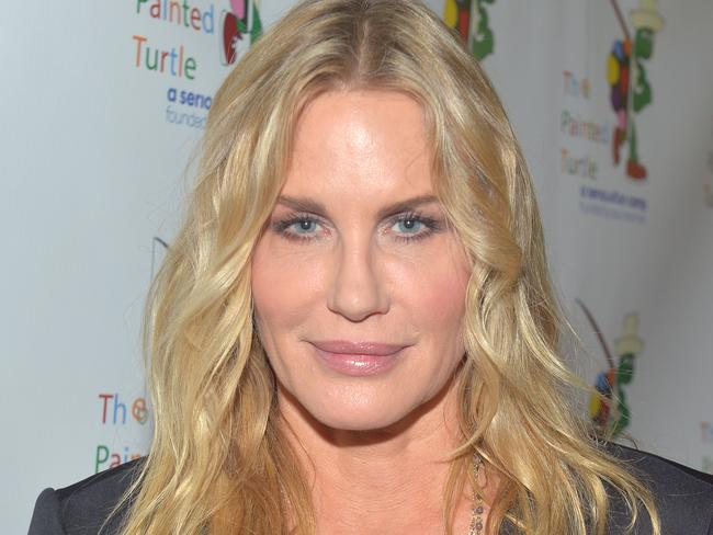 Dating Young ... Daryl Hannah has been seen holding hands with Neil Young. Picture: Charley Gallay/Getty Images for The Painted Turtle Camp.