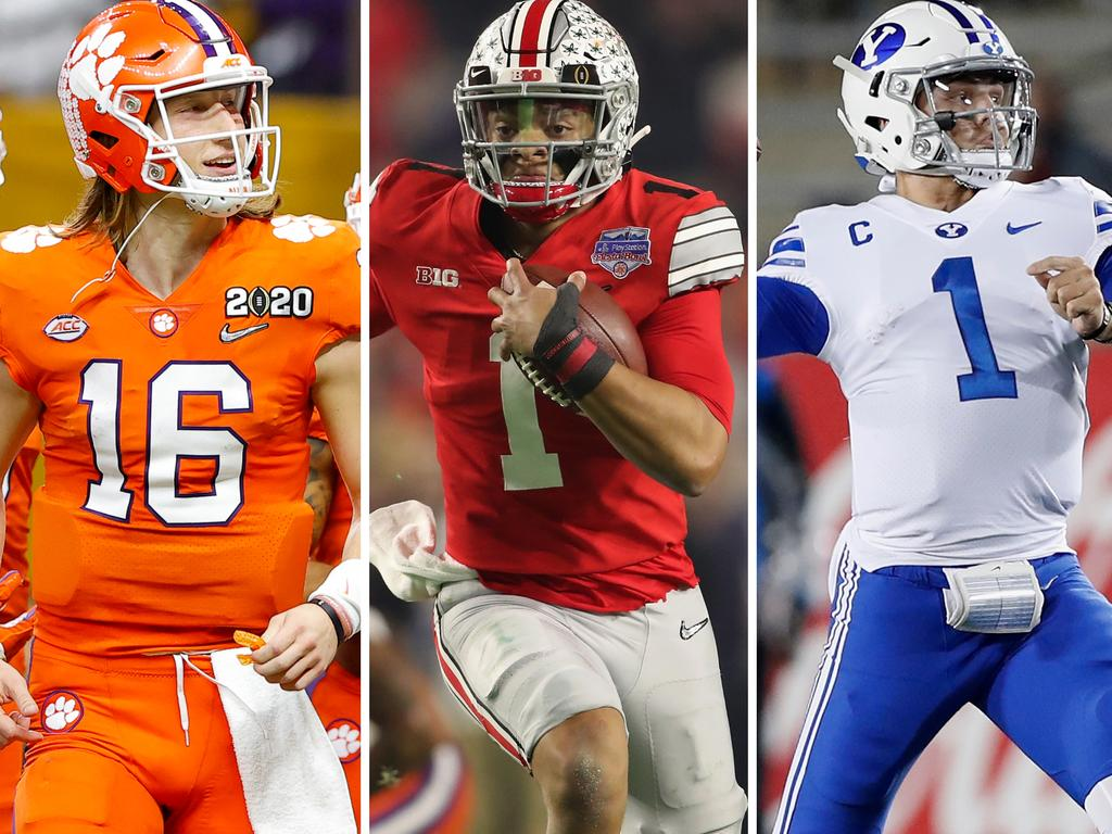 The 2021 NFL Draft class is full of some potential superstar quarterbacks.