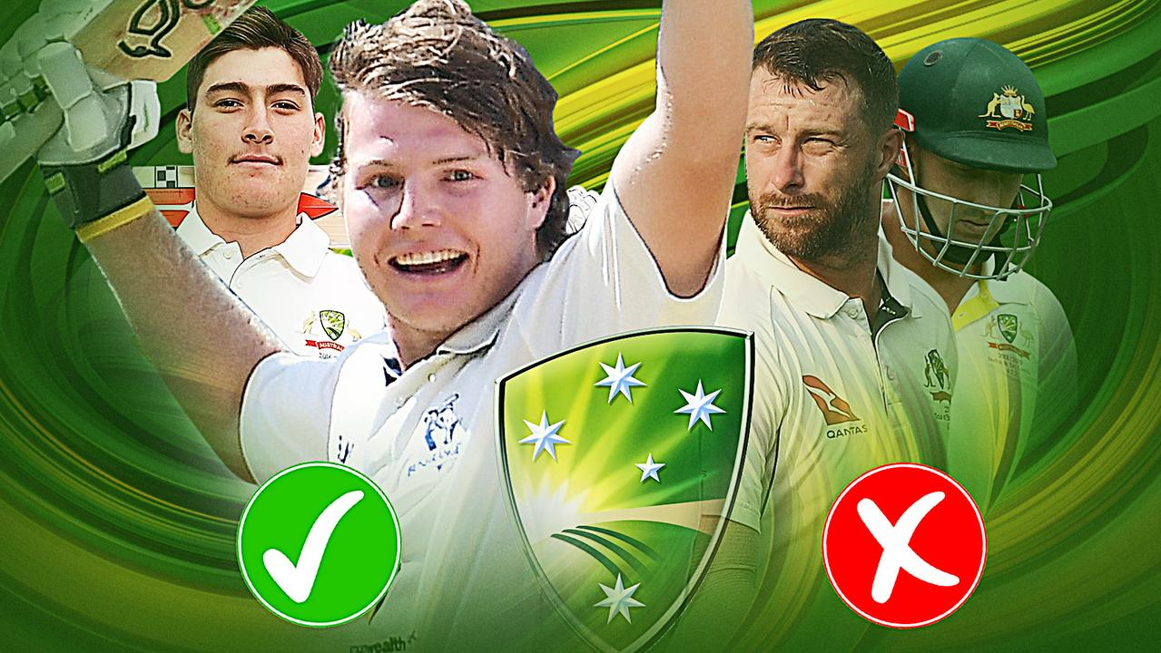 Here, foxsports.com.au takes a look at the winners and losers from the latest Test squad selection.