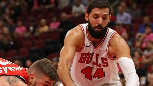 Nikola Mirotic is out indefinitely after a fight with teammate Bobby Portis.