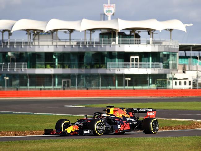 "Red Bull boss Christian Horner has described the 2020 car as a ""work of art""."