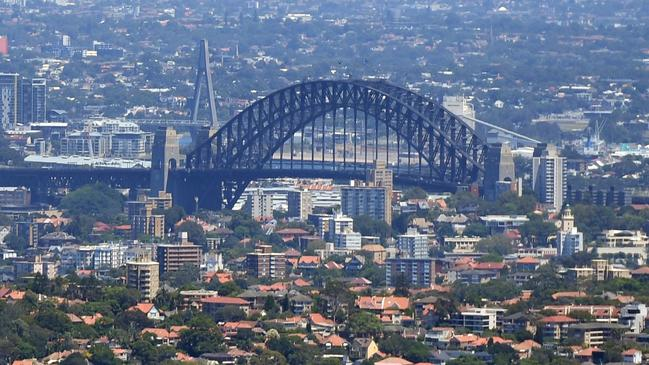 Sydney's house prices are expected to slowly rise again. Picture: Sam Mooy