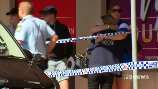 Pregnant bartender terrorised in Sydney pub attack (Nine News)