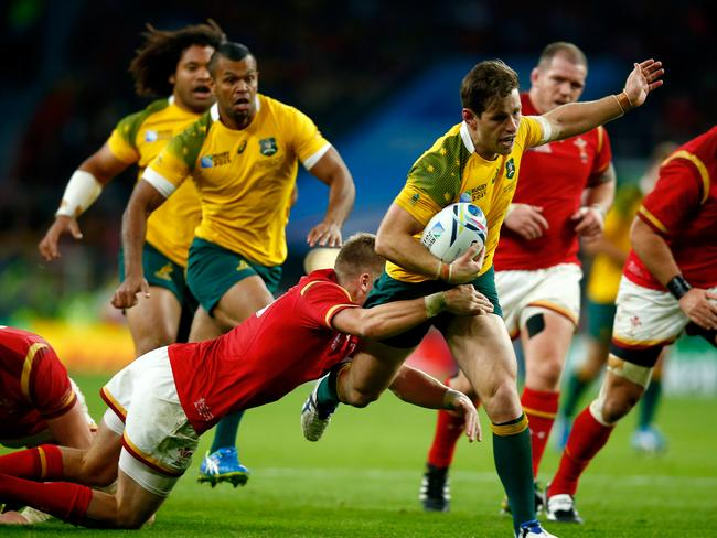 The Wallabies have shown they are a force to be reckoned with in this World Cup.