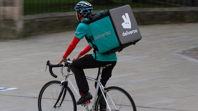 Deliveroo will offer a superannuation product to riders.