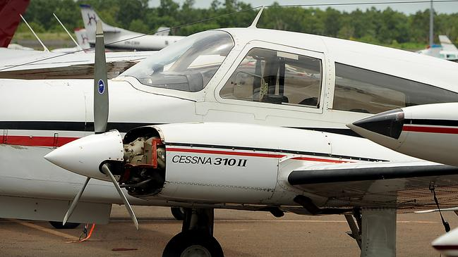 A Cessna plane (not pictured) was one of the aircraft involved in the near miss.