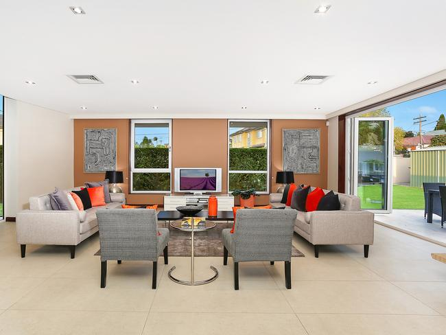 Open Plan Living Is A Major Design Feature.