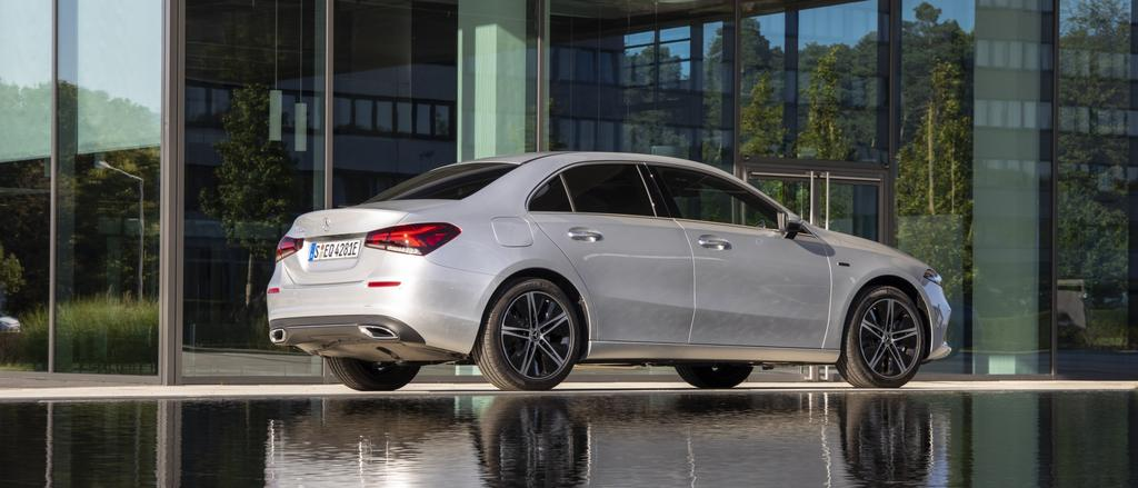 1b441aee4b54fc20699dcdf325d3c628?width=1024 - Mercedes a250 e: Plug-in hybrid driven, likely prices