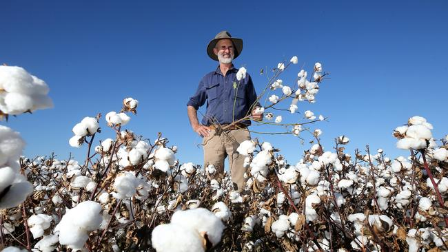 Many Australian cotton growers have been burnt by China dumping contracts. Picture: Yuri Kouzmin