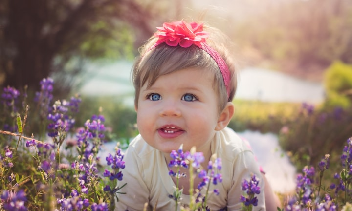 26 names for baby girls inspired by nature