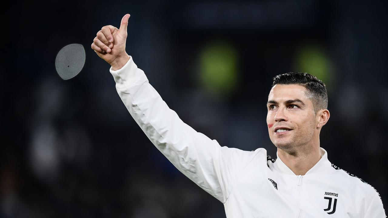 Ronaldo has been inscintillating form for the Old Lady of late.