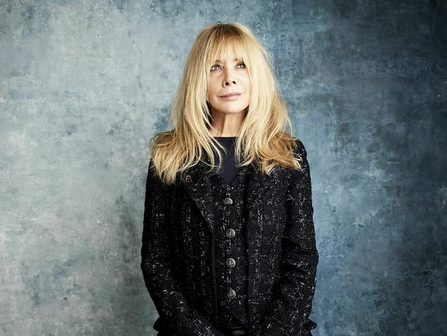 Rosanna Arquette poses for a portrait to promote the film Untouchable. Picture: Taylor Jewell